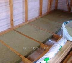 Thermal insulation of floors in Almaty