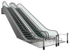 Hyundai escalator series N