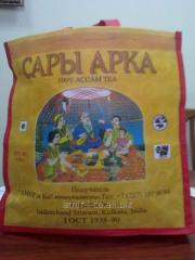The granulated black tea 30 of kg