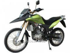 Racer Crossrunner RC250-GY8 motorcycle