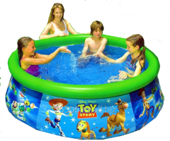 Inflatable pool of 54400 Intex