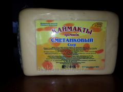 El queso smetankovyy