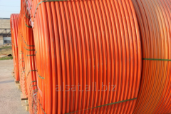 Pipe ZPT of 40х3,5 mm for laying of fiber-optical