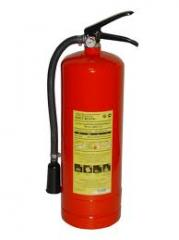 Elite OP-5 fire extinguisher of American standart
