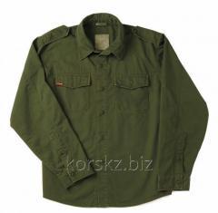 Shirt vintage Rothco Military BDU Fatigue (2569,