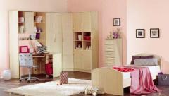 Корпусная мебель - модульная, спальный гарнитур,