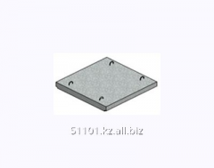 Плита, крышка кабельного канала, марка П12д-12а