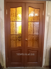 Doors wooden available and under the order