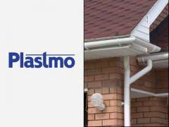 Plastic water waste Plastmo system