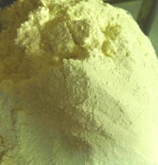 Sulfur gaz.moloty GOST 127,4-93