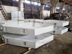 Откосная стенка СТ 6 л/п (2790*2700*300) 4200 кг