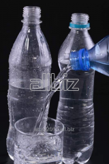 "Mineral bottled water ""Kusar of a Bl"