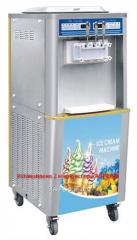 Фризер для мягкого мороженого напольный: BQ 836