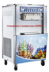 Фризер для мягкого мороженого семирожковый BQ7220