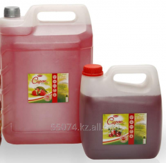 Syrups for cocktails (Monz)