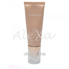 BB cream with the high masking ability (21,5 light
