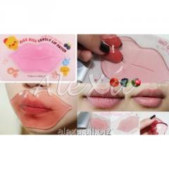 Маска локальная для губ KISS KISS LOVELY LIP PATCH