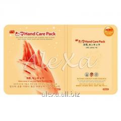 Система питания для кожи рук с перчатками и маской