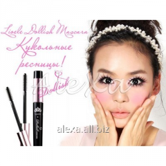 Automatic mascara for doll eyelashes of Lioele
