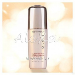 Face serum with argon FLORIA NUTRA MIRACLE SERUM2