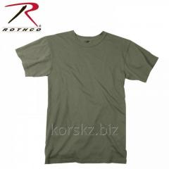 T-shirt monophonic Rothco Wicking (9565, S,