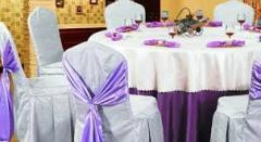 Cloths for restaurants of Astana
