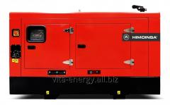 Дизельный генератор HIMOINSA HFW-45 T5
