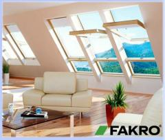 Dormer-windows and ladders of Fakr