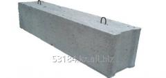 Block base FBS 24-4-6, 2380kh400kh580mm
