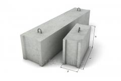 Block base FBS 12-5-6, 1180kh500kh580mm