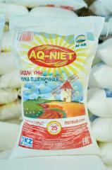 Flour 1 grade in Kazakhstan