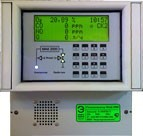 MAK-2000 gas analyzer, Gas analyzers