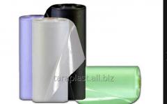 The sleeve is polyethylene, production Almaty