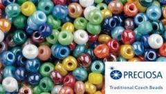 Pretsioz Ornel's beads of Preciosa Ornela