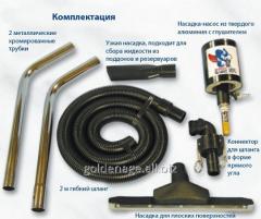 Система q-vac®  для уборки технических жидкостей с