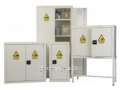 Шкаф для хранения кислот и щелочей