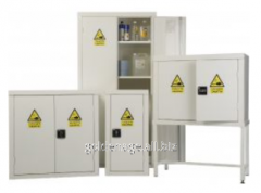 Шкафы для хранения кислот и щелочей