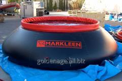 Саморазвертывающая емкость для временного хранения нефти autotank  1166