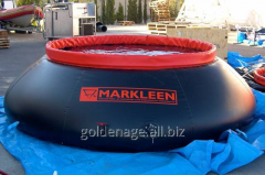 Саморазвертывающая емкость для временного хранения нефти autotank  1167