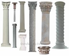 Columns are architectural
