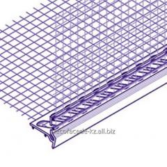 Profile a kapelnik with reinforced a grid