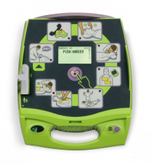 Defibrillator of ZOLL AED Plus