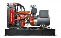 Дизельный генератор HIMOINSA HHW-130 T5 открытый