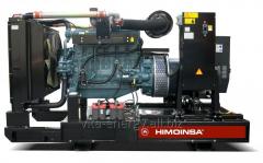 Дизельный генератор HIMOINSA HDW-200 T5 открытый