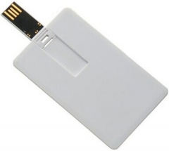The USB stick the business card of 16 GB with