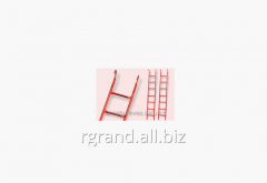 Ladder for bricklayer's scaffold