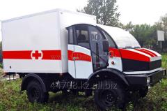 Car of ambulance SILANT