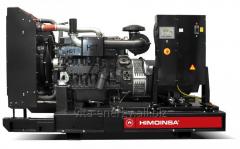 Дизельный генератор HIMOINSA HFW-250 T5 открытый