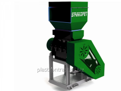 Crusher of SLF-1600PET plastic of waste