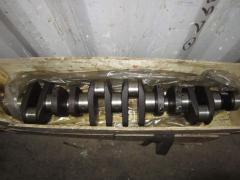 The crankshaft on HOWO new.